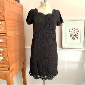 🥂JOIE lace pullover minidress🥂